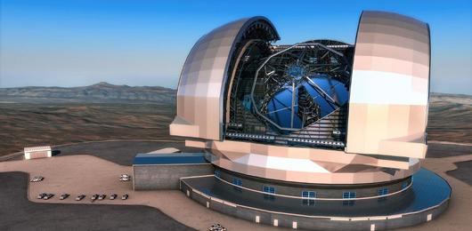Un consorzio italiano per il telescopio più grande del mondo