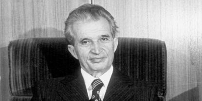 Ceausescu e la stampa italiana
