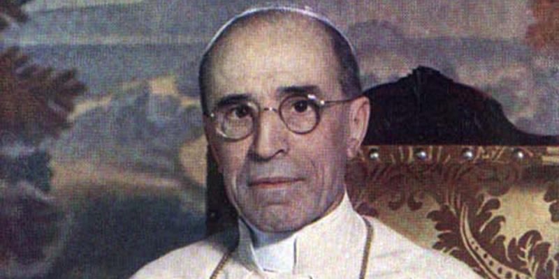 Pio XII, la Chiesa e i diritti umani