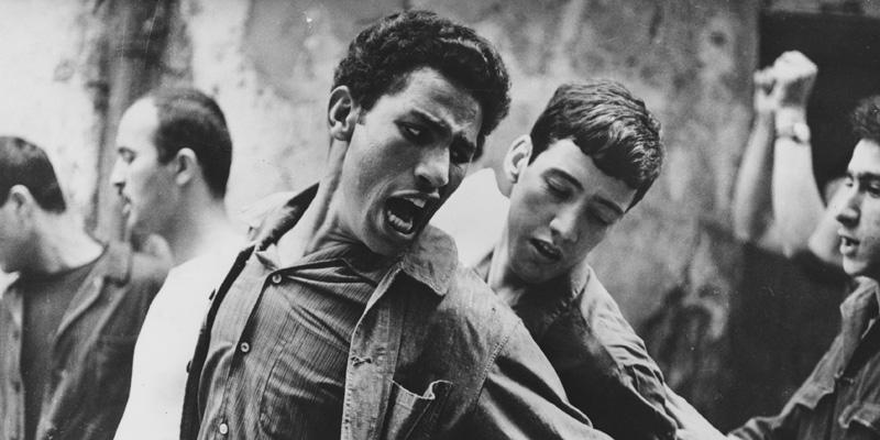 """Cinquant'anni dopo, """"La battaglia di Algeri"""" non finisce di stupire"""