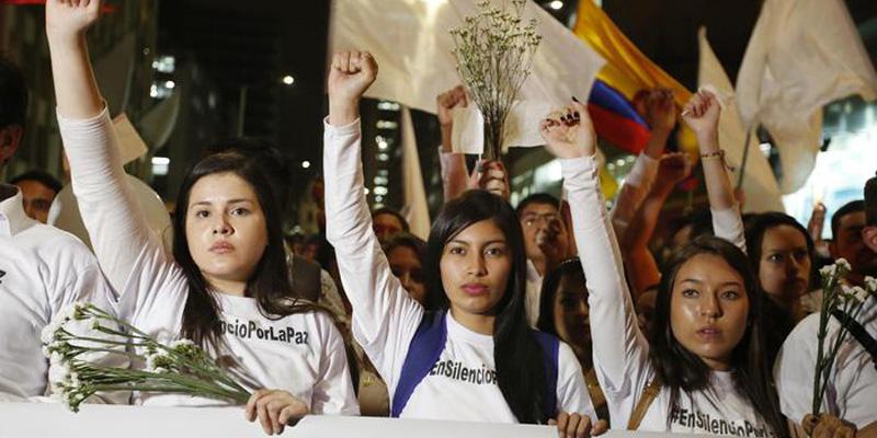 La Colombia che ha detto no alla pace