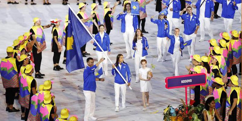 L'estate simbolico-sportiva del Kosovo