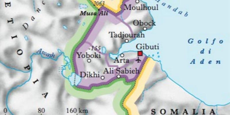 Gibuti, snodo dell'espansione cinese verso l'Africa e il Mediterraneo