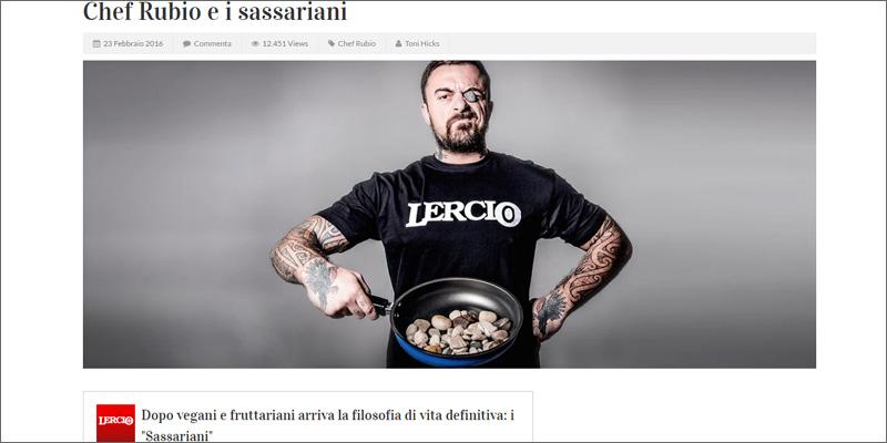 Lercio, il sito che inventa le notizie