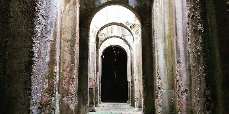 Piscina Mirabilis, maestosa testimonianza di età romana