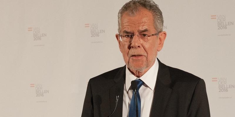 Van der Bellen vincitore (infine) delle elezioni presidenziali austriache