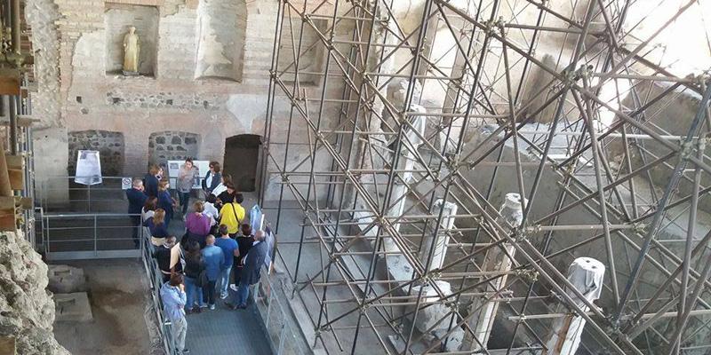 Marmi, mosaici e affreschi: l'archeologia a Somma Vesuviana