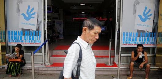 Il Myanmar censura il festival cinematografico