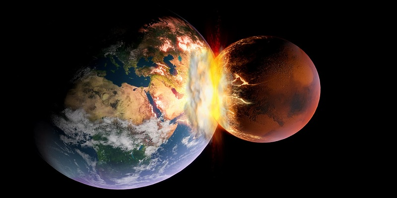 Come è arrivato il carbonio sulla Terra?