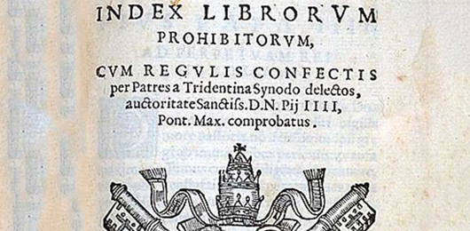 Cinque secoli di Indice