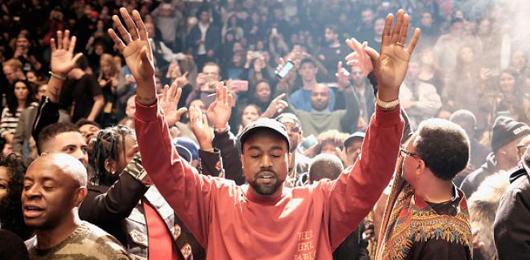 Kanye West si aggiudica il record dei brani piratati