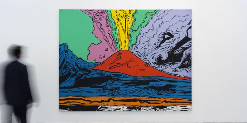 A Napoli torna l'arte contemporanea