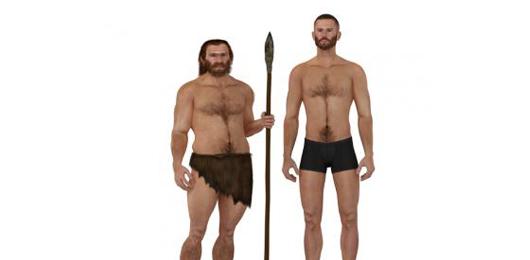 Neanderthal e Homo sapiens, la differenza sta nella dieta