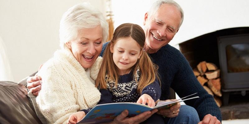 I nonni italiani sono i più altruisti d'Europa