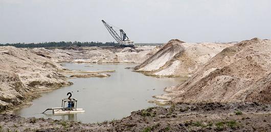 La dipendenza mondiale dal fosforo