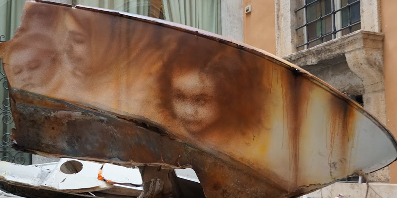 Eron in mostra a Milano