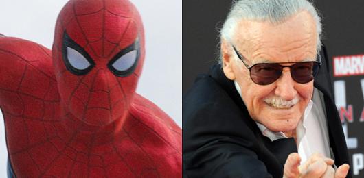 Stan Lee benedice il nuovo Spider-Man