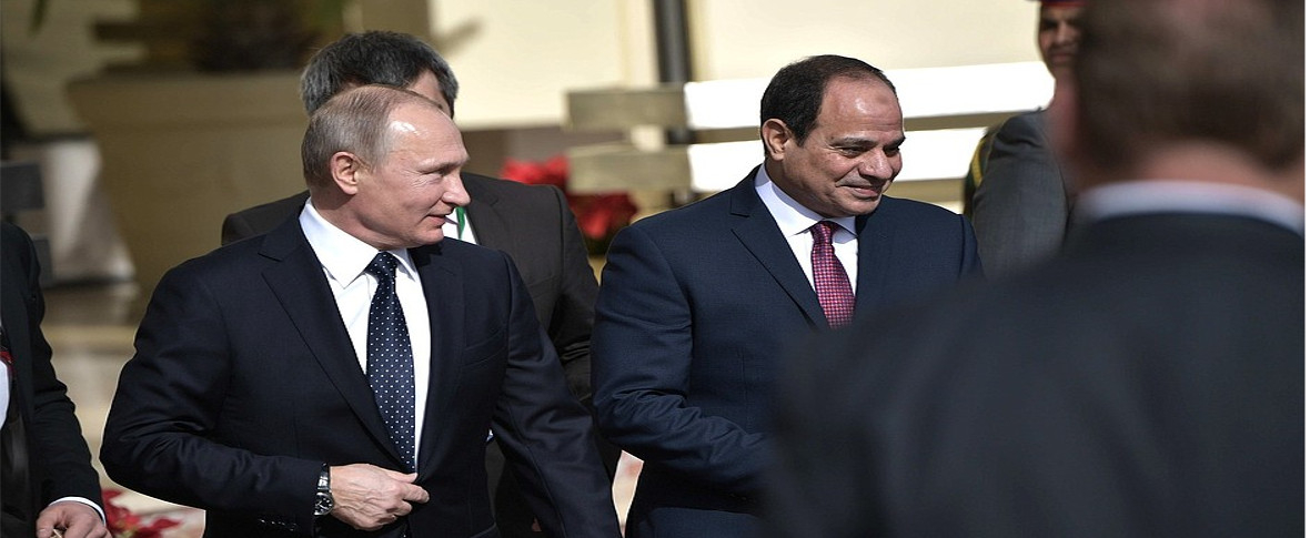I tratti dell'influenza russa in Medio Oriente