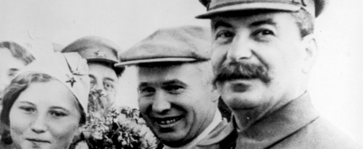 1953, la morte di Stalin