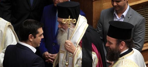 Nuovo accordo tra Stato e Chiesa ortodossa in Grecia