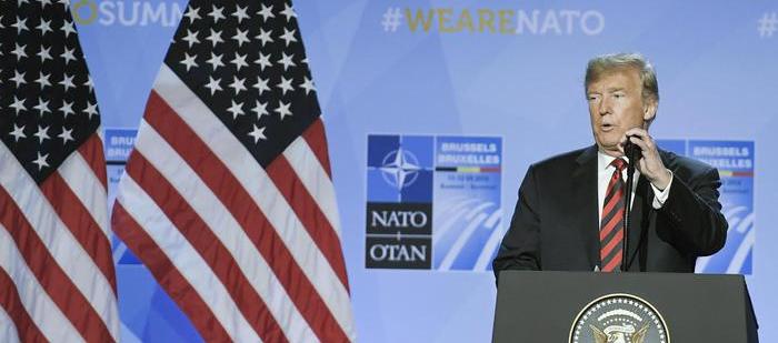 La NATO secondo Trump