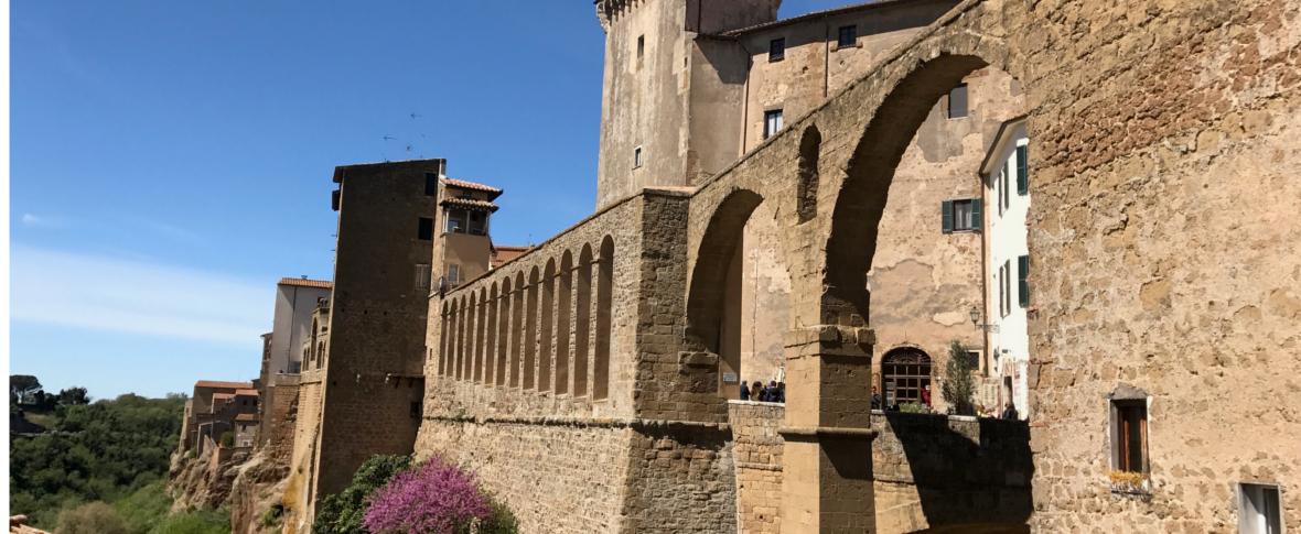 """A Pitigliano, nella """"Piccola Gerusalemme"""" d'Italia"""