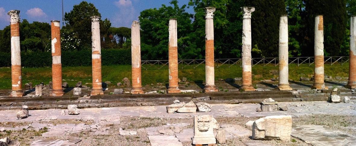Ad Aquileia, tra gli echi della Storia
