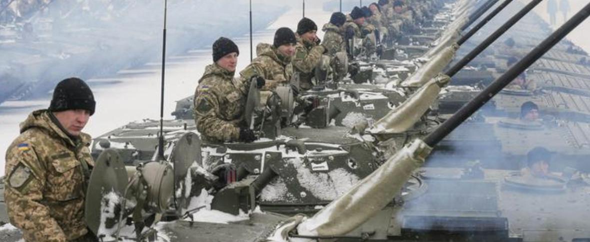 Braccio di ferro in Ucraina