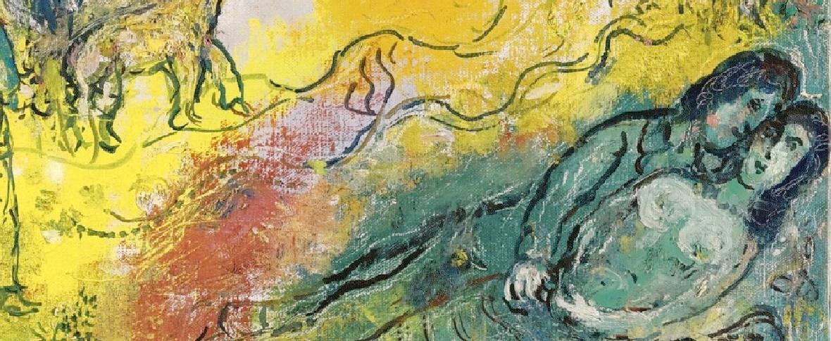 Chagall tra pittura e poesia