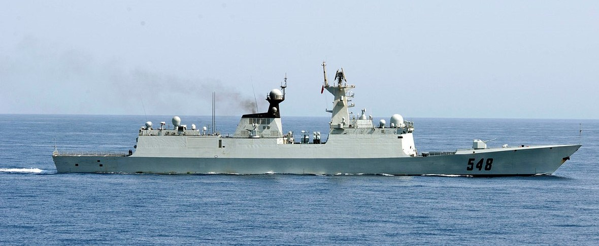 Flotta militare cinese nel Golfo di Aden