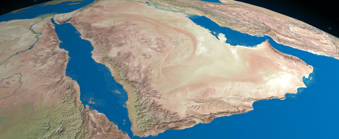Giochi tra potenze nella penisola arabica