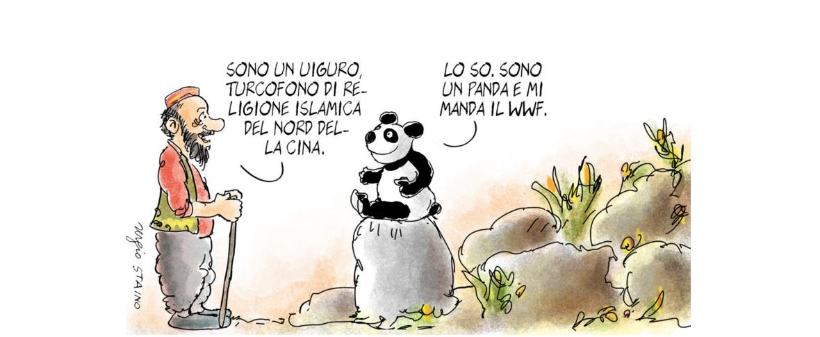 Gli Uiguri, minoranza musulmana della Cina