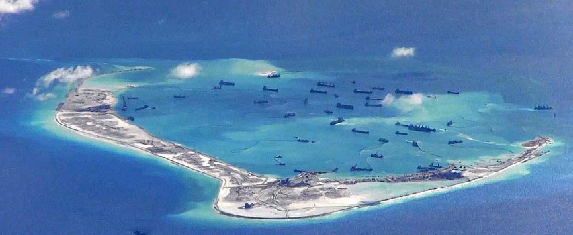 I contrasti tra USA e Cina nel Mar Cinese Meridionale