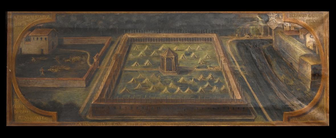 Il batterio della peste del 1630 ritrovato nell'Archivio di Stato di Milano