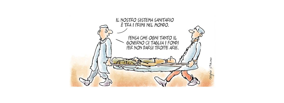 Il sistema sanitario italiano a seconda delle classifiche