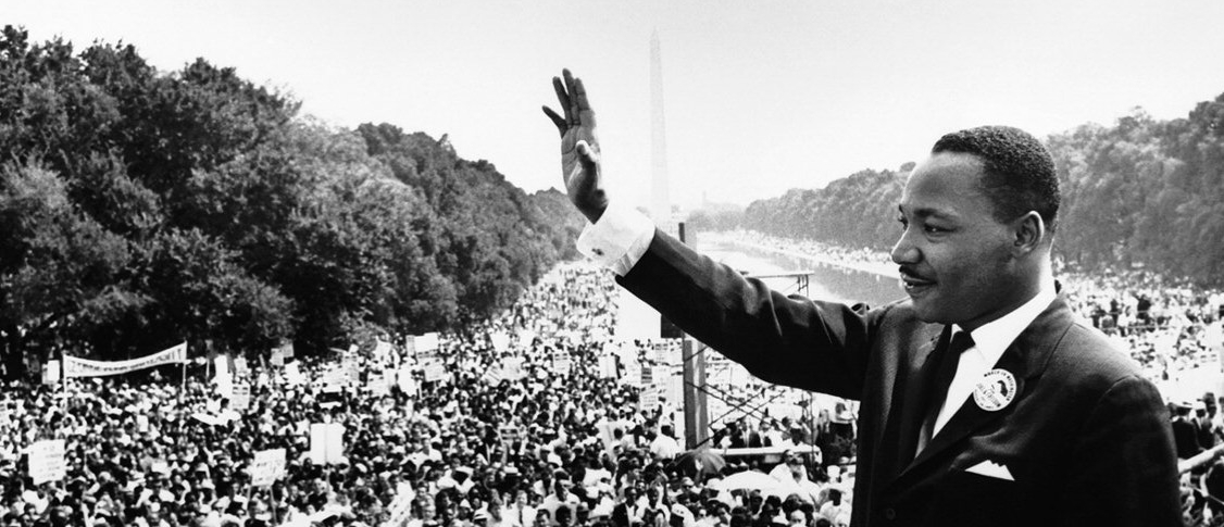 Il sound dell'integrazione di Martin Luther King
