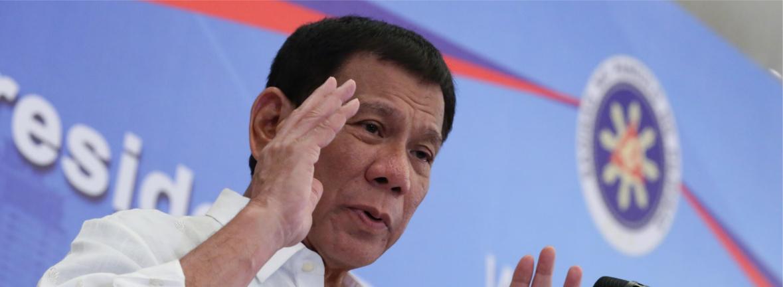 Il triangolo geopolitico di Duterte