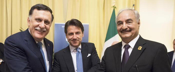 La Conferenza di Palermo sulla Libia: prove di pacificazione