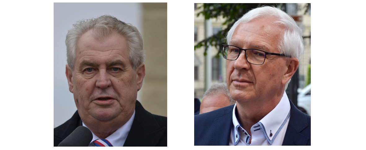La Repubblica Ceca al ballottaggio