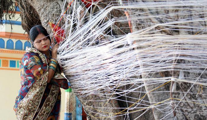 La foresta di Balarampur salvata dalle donne