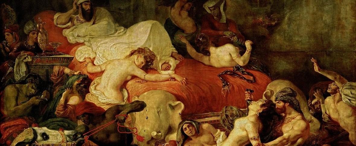 La pittura 'irragionevole' di Delacroix al Louvre