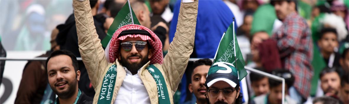 La strategia di propaganda sportiva dell'Arabia Saudita
