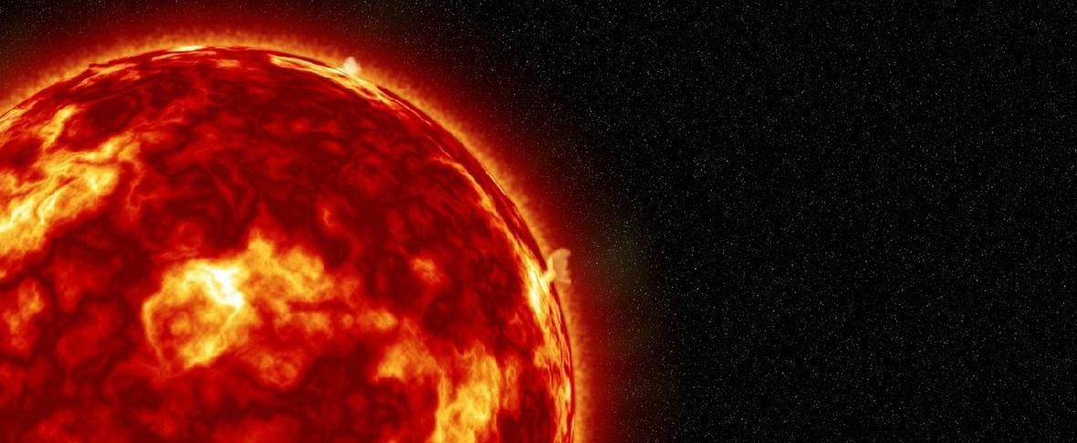 La 'voce' del Sole