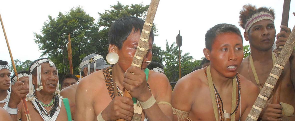 Le popolazioni indigene a protezione dell'ambiente