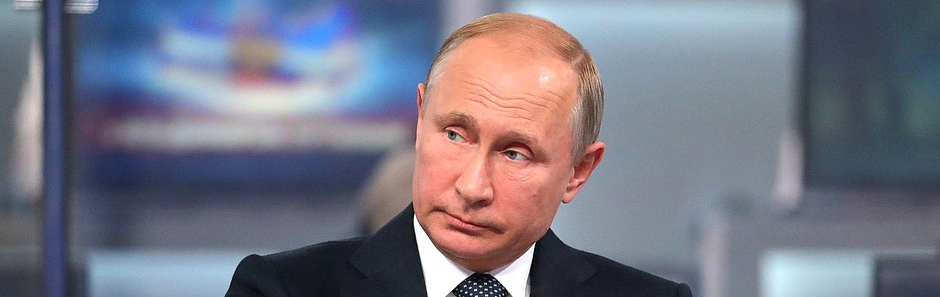 Putin lancia l'allarme sui rischi di una guerra nucleare