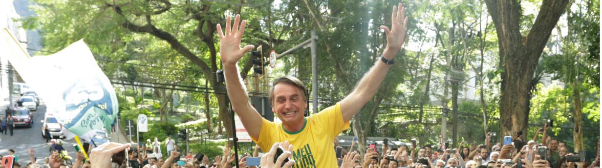 Brasile: vittoria netta di Bolsonaro