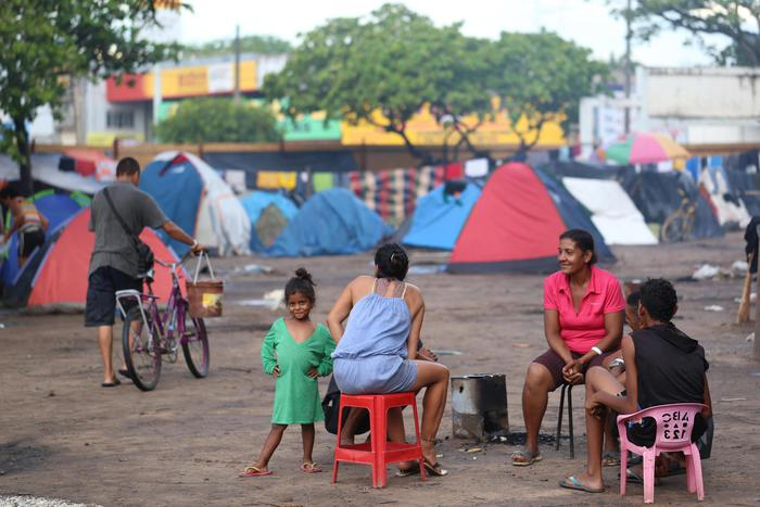 Sono tre milioni i rifugiati e i migranti dal Venezuela