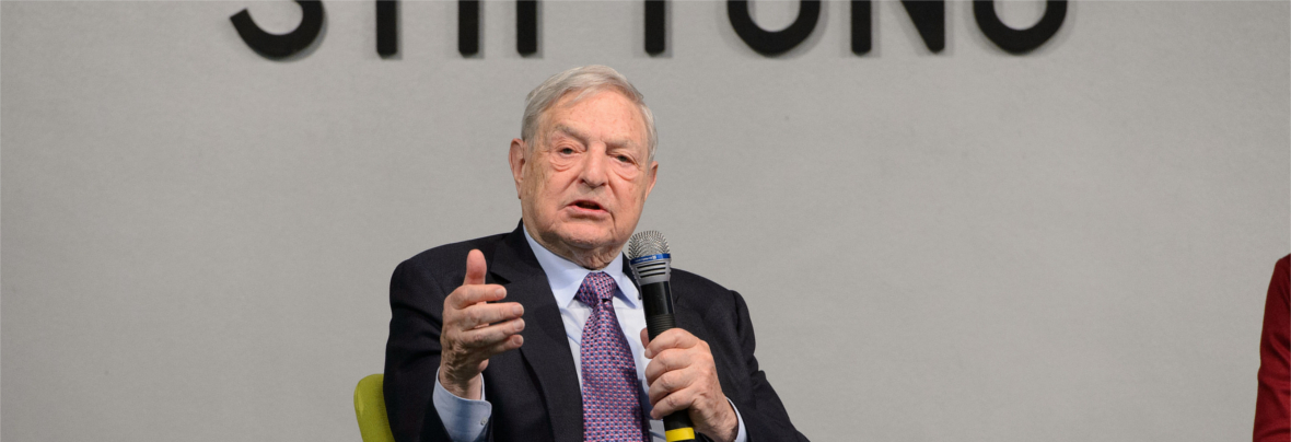 Soros persona dell'anno per il Financial Times