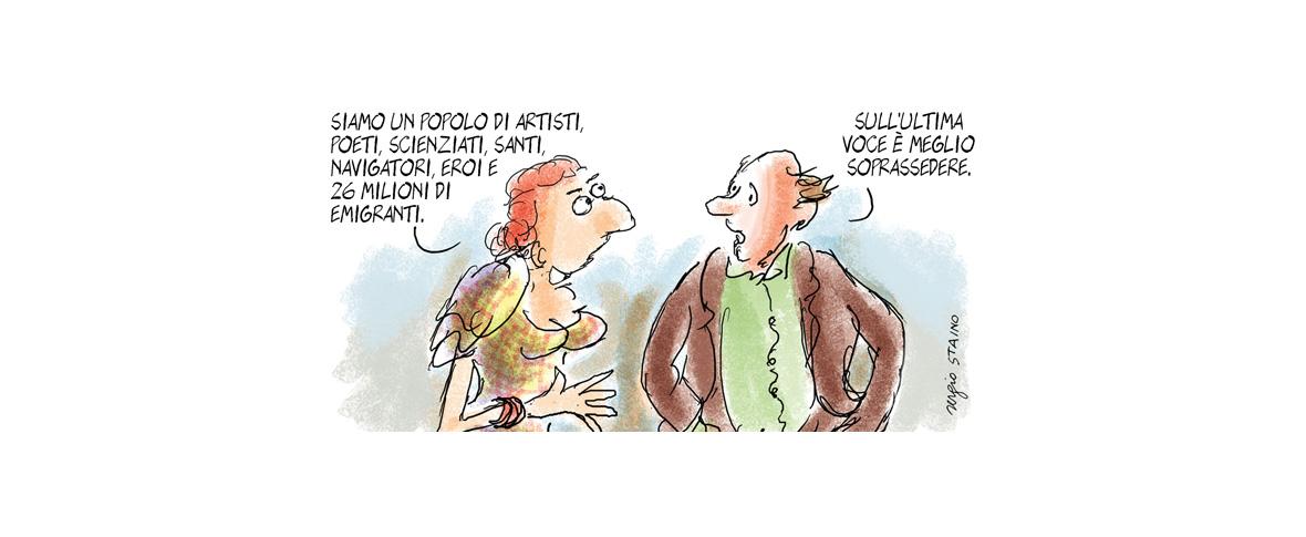 Italia, Paese di emigrazione