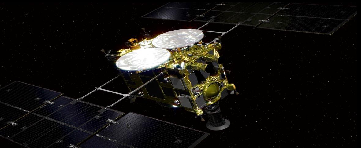 Un robot nello spazio per scoprire le origini del Sistema solare